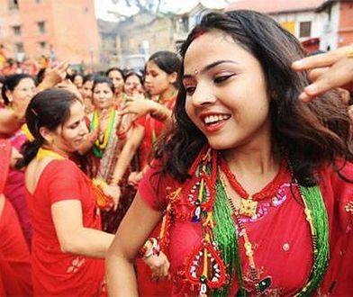 Za darmo: Kobiece rytuały i zwyczaje w Nepalu. Impreza z kiermaszem