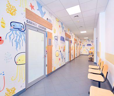 Warszawa. We Włochach powstała nowa poradnia zdrowotna dla dzieci