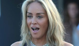 Sharon Stone: Makijaż czyni cuda...