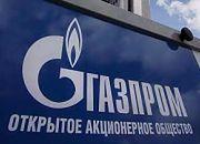 Gazprom zakręca Ukrainie kurek z gazem