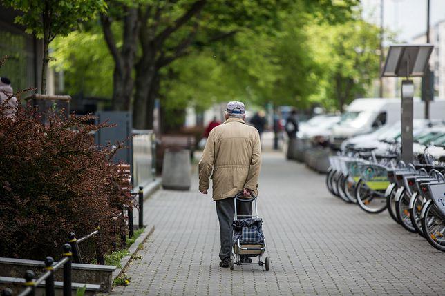Coraz więcej głodowych emerytur.