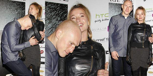 Krzysztof Włodarczyk z żoną. Znowu są szczęśliwi?