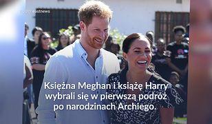 Księżna Meghan opowiedziała o tym, jakim dzieckiem jest Archie