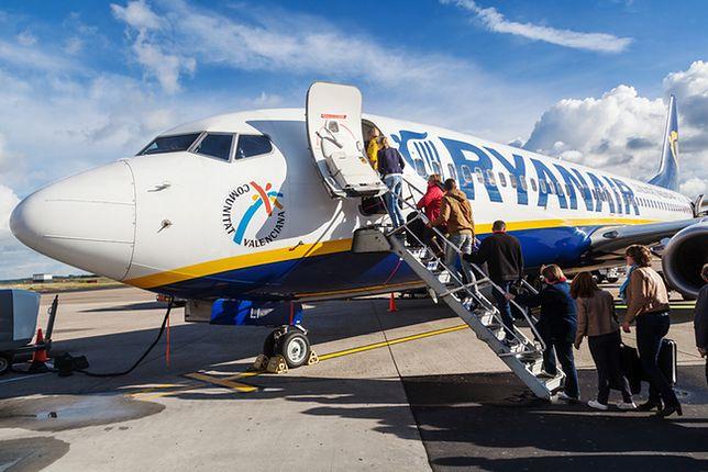 Nowe połączenie linii Ryanair w Polsce