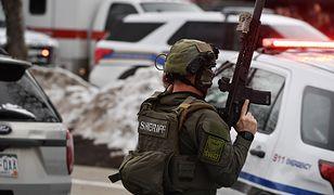 USA. Strzelanina w centrum handlowym. 10 osób zabitych