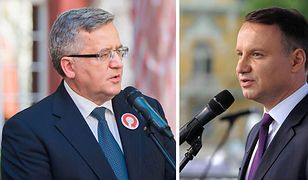 W stolicy wygrał Komorowski. Oficjalne wyniki wyborów
