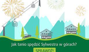 Ile kosztuje sylwester w polskich górach?