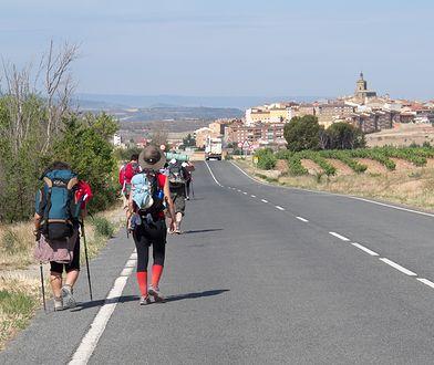 Pielgrzymki do Santiago de Compostela są jednymi z najpopularniejszych w Europie