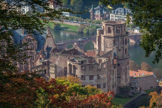 Zamek w Heidelbergu