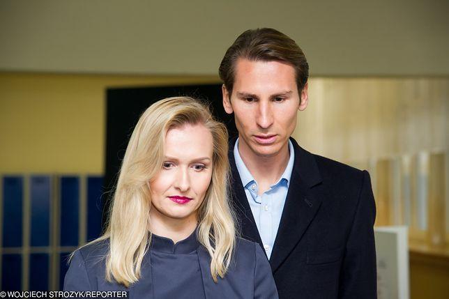 Zarówno Natalia Nitek - Płażyńska jak i Kacper Płażyński nie chcieli komentować sprawy