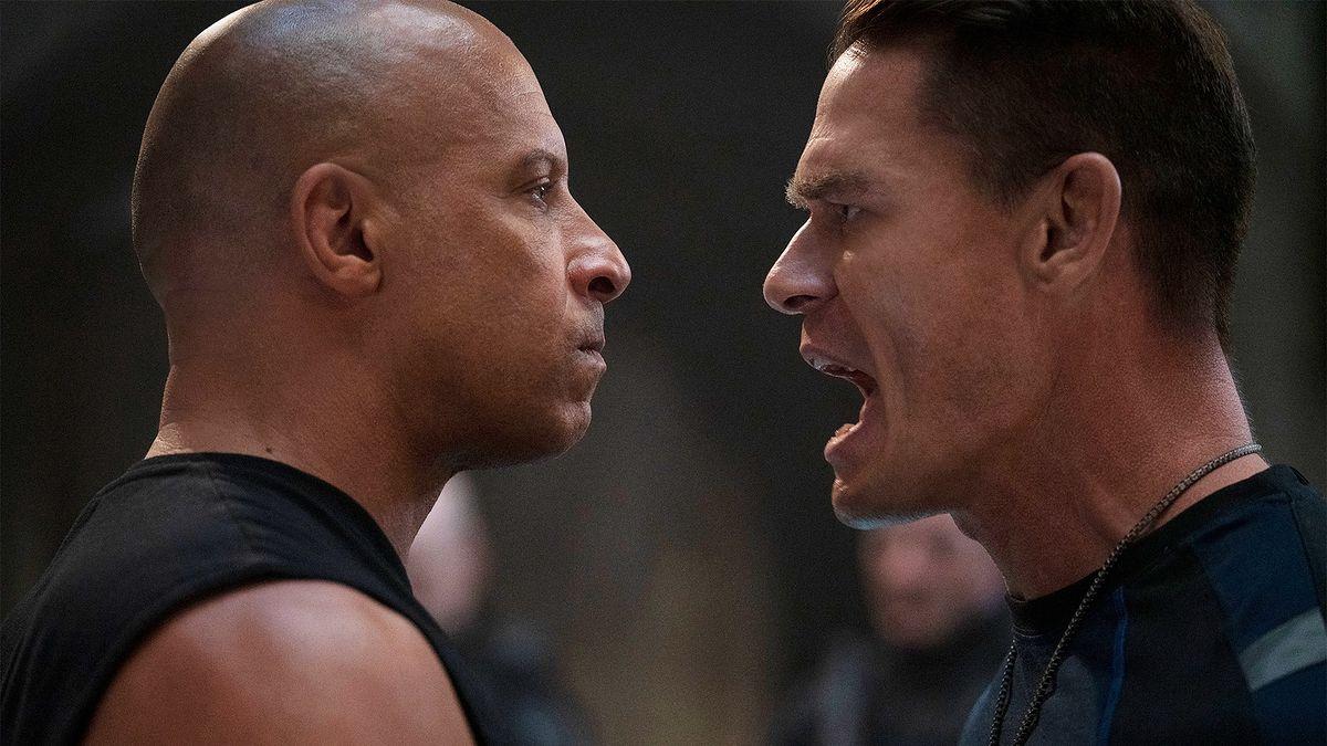 Vin Diesel krytyką się nie przejmuje...