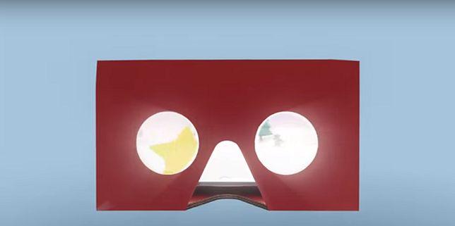Gogle VR w zestawie Happy Meal