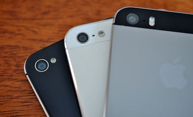 Tak zmieniała się jakość kamery w iPhone'ach
