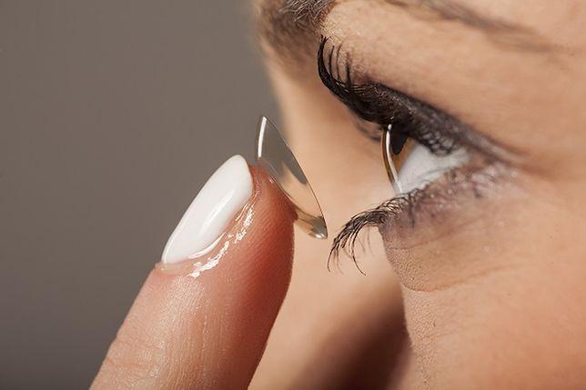 Google opatentowało soczewki wstrzykiwane do oczu
