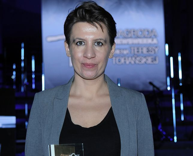 Justyna Kopińska - pierwsza Polka z prestiżową nagrodą literacką