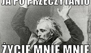 Memy, niczym wirus rozeszły się po facebookowych tablicach uczniów gimnazjum