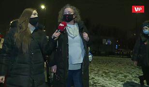 Strajk Kobiet 29.01.2021. Rozmowa z Martą Lempart