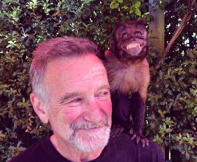 Robin Williams zmarł  4 lata temu. Córka dziękuje fanom