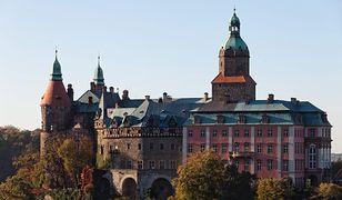 Wałbrzych. Makabryczne odkrycie w rzece koło zamku Książ