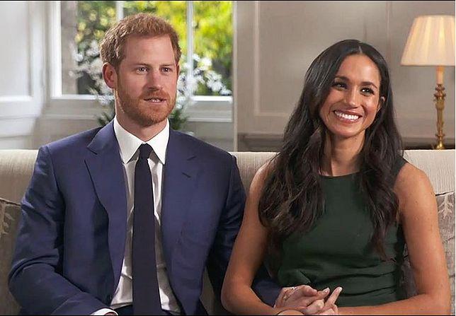 Meghan Markle i książę Harry wkrótce staną na ślubnym kobiercu