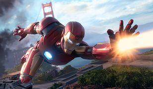 """Iron Man to jedna z postaci dostępnych w grze """"Marvel's Avengers"""""""