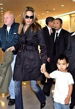 Nowe nazwisko syna Angeliny Jolie