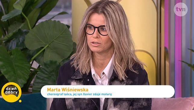 """Marta Wiśniewska opowiedziała w """"Dzień dobry TVN"""" o maturalnych nastrojach w swoim domu"""