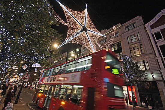 Miasto rozbłysło świątecznymi iluminacjami - zobacz zdjęcia
