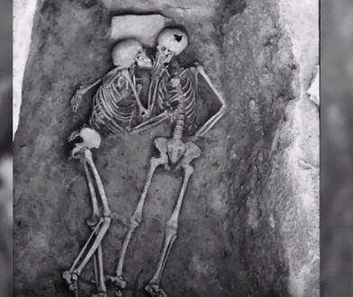 Para prawdopodobnie zginęła ok. 800 r. p.n.e.