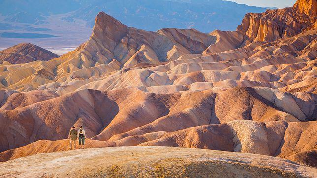 Dolina Śmierci. Najgorętsze miejsce na świecie