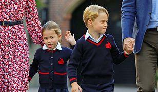 Wymarzone prezenty księcia George'a i księżniczki Charlotte. Mają konkretne oczekiwania