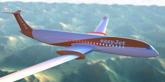 easyJet chce być pierwszą firmą oferującą komercyjne loty elektryczną maszyną