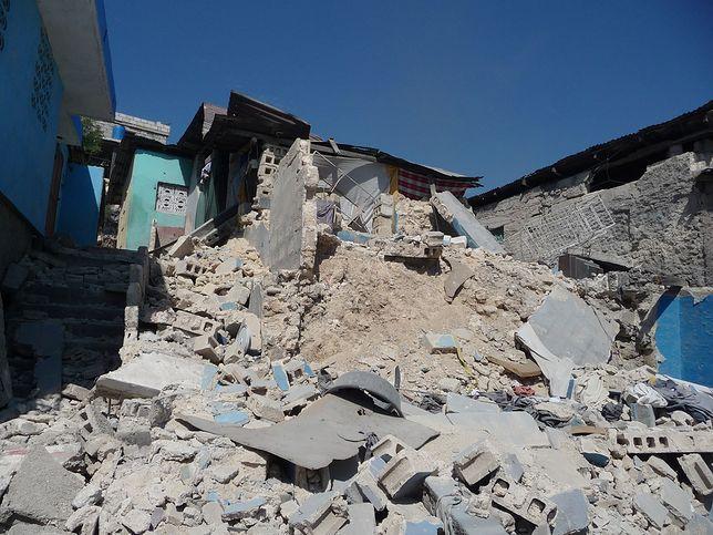 Trzęsienia ziemi nie są w Polsce niczym nowym
