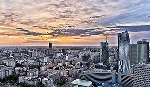 Warsaw 24H [Niesamowity film Time Lapse]