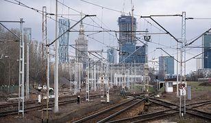 Warszawa. Rozpoczynają się prace na torach