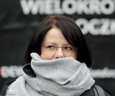 Kaja Godek wygrywa z OMZRiK. Chodzi o słowa o LGBT