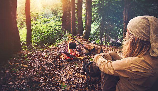 Wypady do lasu to nie tylko grzybobranie czy biwak
