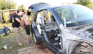 Mazowsze. W ręce policji wpadły trzy osoby podejrzane o paserstwo