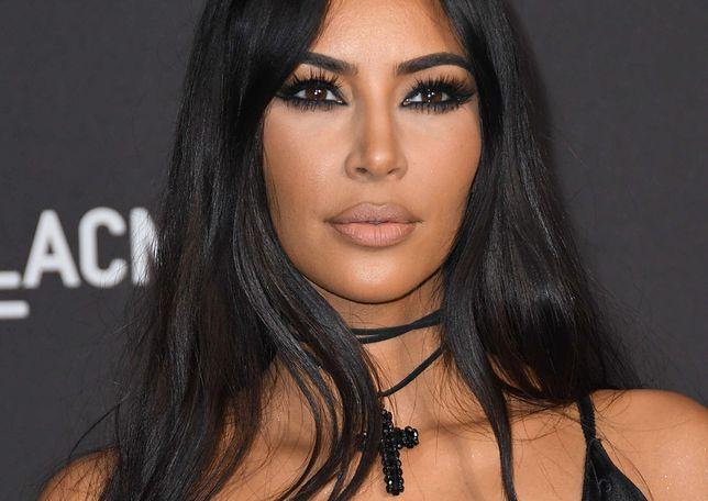 Kim Kardashian zaangażowała się w działalność dobroczynną