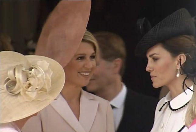 Kate pojawiła się w tłumie gości