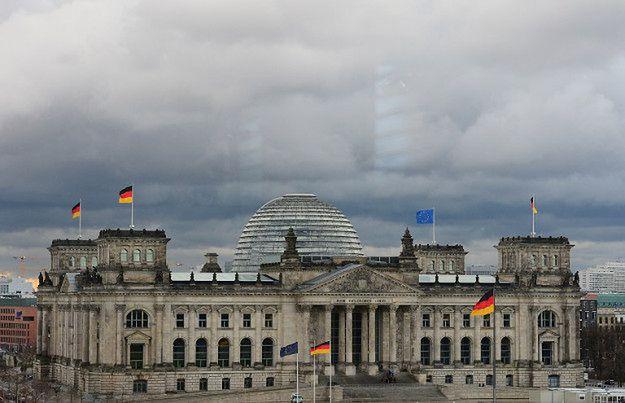 Siedziba Bundestagu