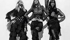 Ikony modelingu lat 90. w kampanii marki Balmain