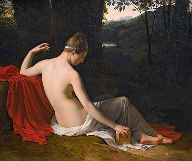 Zgodnie z mitologią pierwsza kobieta na świecie – Pandora – została zesłana przez Zeusa, by pognębić mężczyzn. Nic dziwnego, że starożytni nieufnie podchodzili do pań (Louis Hersent/PD)