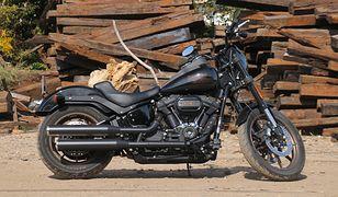Test: Harley-Davidson Low Rider S - duży czarny, czyli klasyka zawsze w modzie