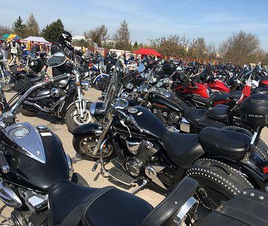 Giełda motocyklowa w czasie COVID-19. Warszawski Bazar Motocyklowy startuje na początek sezonu