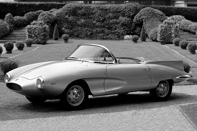 Fiat 1200 Stanguellini Spider Bertone (1957)