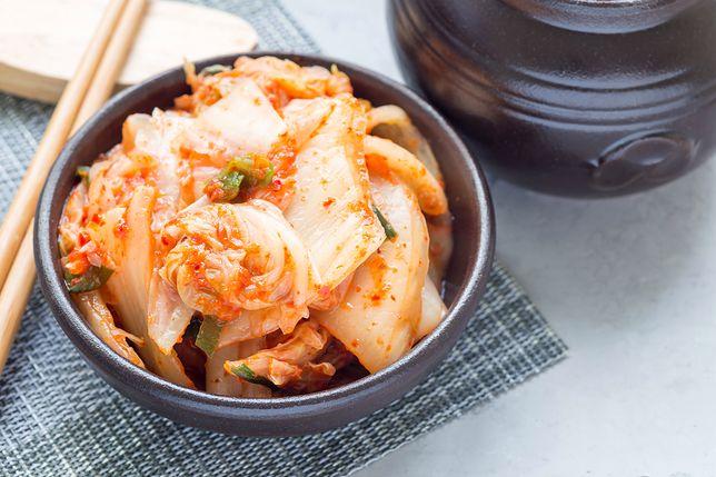 Kimchi – z czym to się je