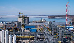 Fabryka skraplania gazu ziemnego w Wysocku