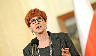 Minister Rafalska skomentowała pierwsze godziny działania nowego systemu e-zwolnień.