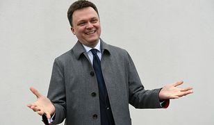 Szymon Hołownia kandydatem podczas wyborów prezydenckich 2020